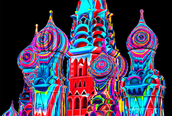 Tale of St. Basil's Cathedral